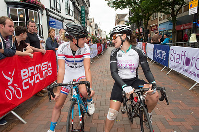 STAFFORD CYCLING FESTIVAL 2013 WOMENS NATIONAL SERIES